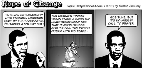 obama, obama jokes, 5%, pay, sequester, stilton jarlsberg, hope n' change, hope and change, conservative, evil rich, cartoon, rat, violin