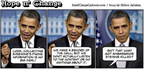 obama, obama jokes, benghazi, phone records, spying, nsa, stilton jarlsberg, hope n' change, irs, hope and change, conservative, tea party