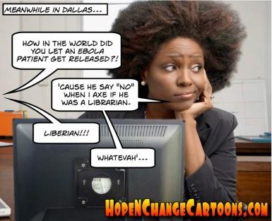 obama, obama jokes, hope n' change, hope and change, stilton jarlsberg, dallas, ebola, human nature, race