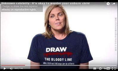 Draw The Line Planned Parenthood