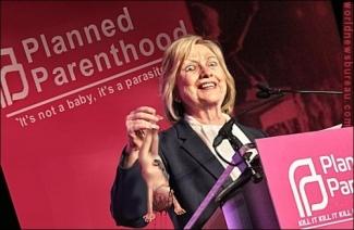 Planned Parenthood Hillary Clinton